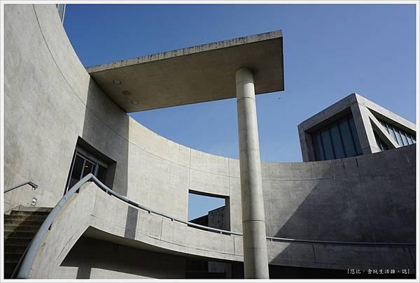 狹山池博物館-94-圓形廣場.JPG