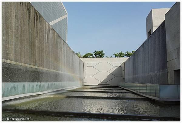 狹山池博物館-97-過水廊彩虹.JPG