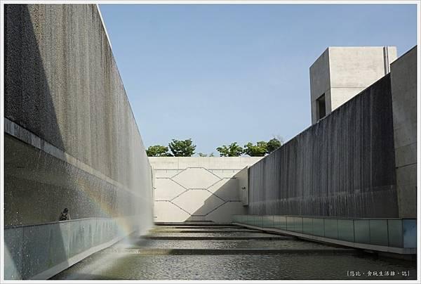 狹山池博物館-98-過水廊彩虹.JPG