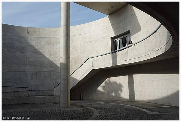 狹山池博物館-111-圓形廣場.JPG