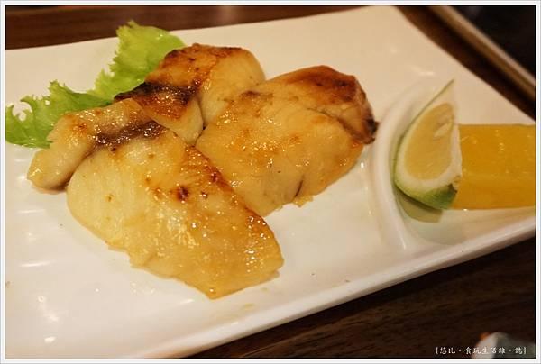 水車日本料理-18-味噌燒魚.JPG