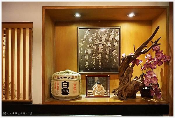 水車日本料理-28-店內.JPG