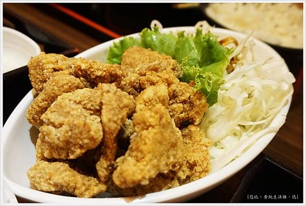 水車日本料理-37-和風炸雞塊
