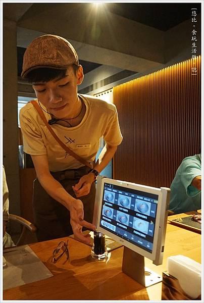 一笈壽司-15-平板點餐.JPG