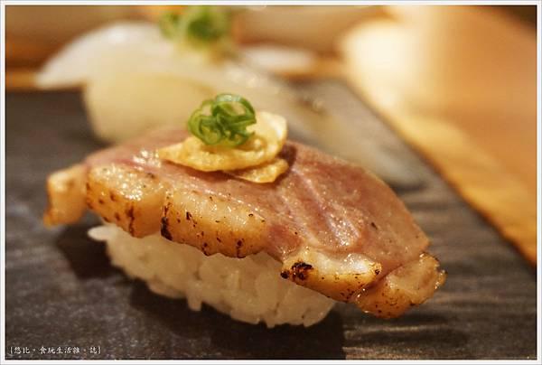 一笈壽司-126-綜合8貫套餐.JPG