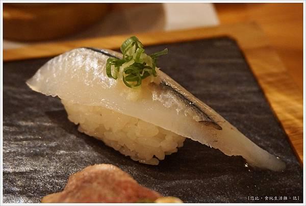 一笈壽司-127-綜合8貫套餐.JPG