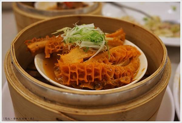 銅鑼灣文記港式餐廳-12-香辣醬牛肚.JPG