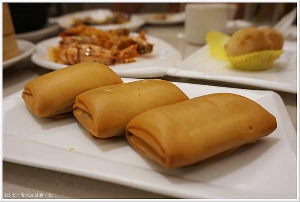 銅鑼灣文記港式餐廳-22-烏豆沙脆餅.JPG