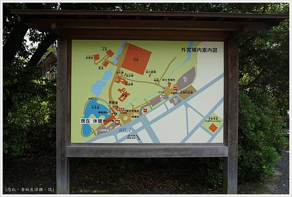 伊勢神宮-9-外宮地圖.JPG