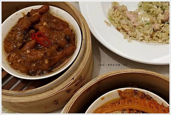 銅鑼灣文記港式餐廳-25-XO醬蒸鳳爪