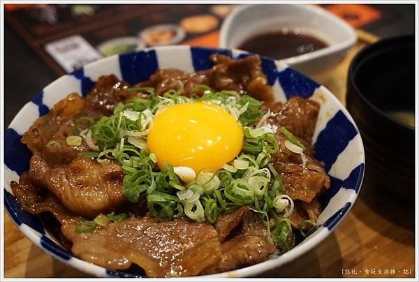 開丼-17-日出燒肉丼.JPG