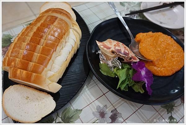 88號水碼頭餐廳-9-泰皇咖哩蟹.JPG