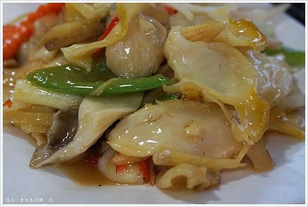 88號水碼頭餐廳-13-炒深海刺螺.JPG