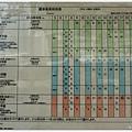 近鐵郡山站-7-巴士時刻表.JPG