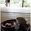 慈光院-12-抹茶茶點.JPG
