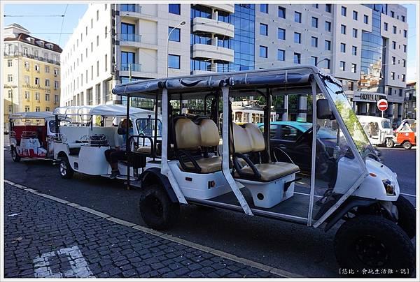 阿爾法瑪-8-嘟嘟車.JPG