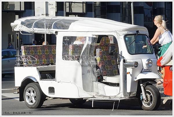 阿爾法瑪-9-嘟嘟車.JPG