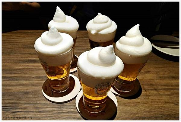 一鷺炭火燒鳥工房-23-KIRIN冰霜啤酒.jpg