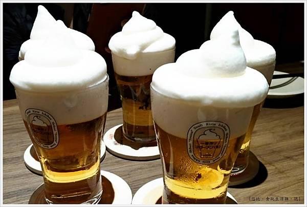 一鷺炭火燒鳥工房-24-KIRIN冰霜啤酒.jpg