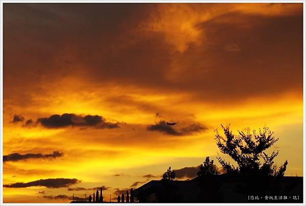 太加斯河-6-夕陽.JPG