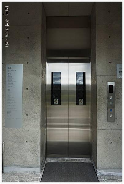 近飛鳥博物館-36-電梯.JPG