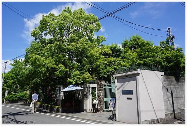 司馬遼太郎紀念館-7-外觀.JPG
