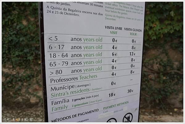 辛特拉-10-Quinta Da Regaleira雷加萊拉宮票價.JPG
