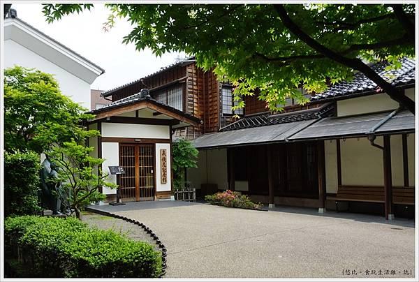 金澤尾張町-32-泉鏡花紀念館.JPG