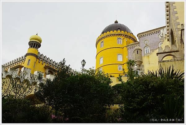 辛特拉-133-佩納宮Palacio Nacional de Pena.JPG