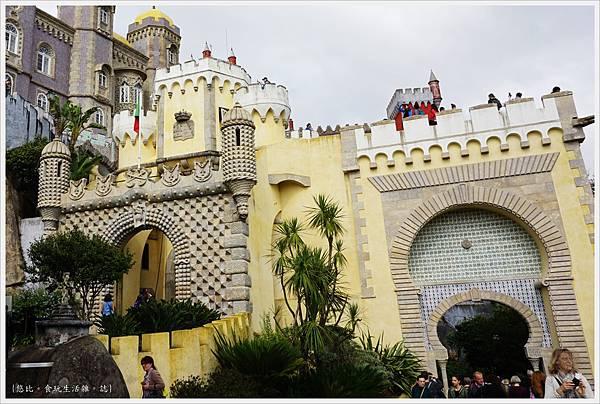 辛特拉-137-佩納宮Palacio Nacional de Pena.JPG