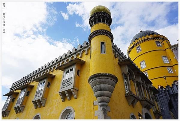 辛特拉-139-佩納宮Palacio Nacional de Pena.JPG