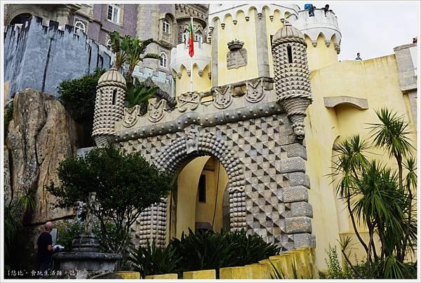 辛特拉-140-佩納宮Palacio Nacional de Pena.JPG