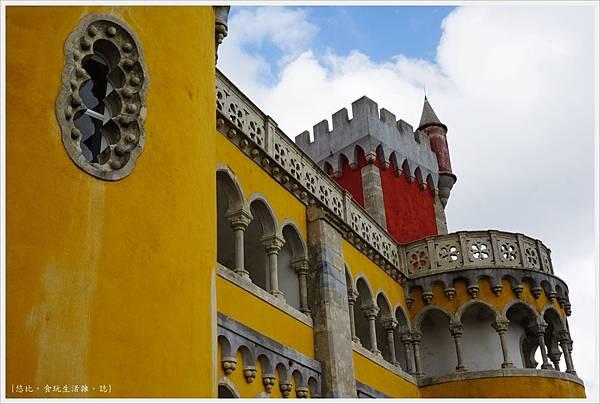 辛特拉-151-佩納宮Palacio Nacional de Pena.JPG