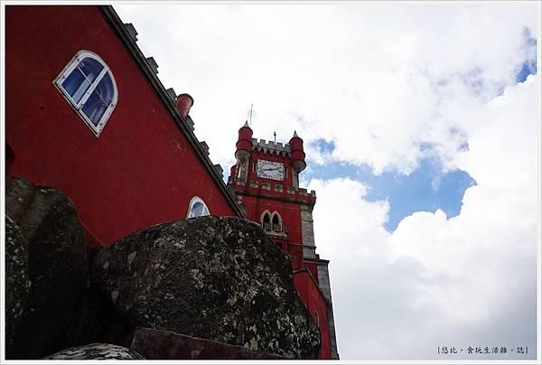 辛特拉-155-佩納宮Palacio Nacional de Pena.JPG