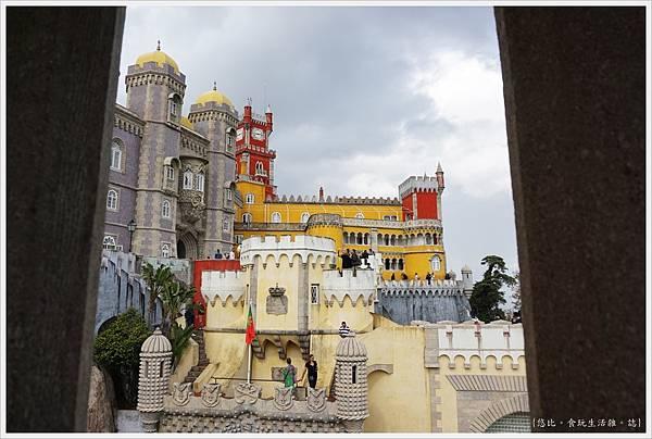 辛特拉-166-佩納宮Palacio Nacional de Pena.JPG