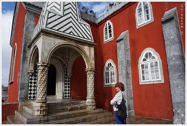 辛特拉-187-佩納宮Palacio Nacional de Pena.JPG