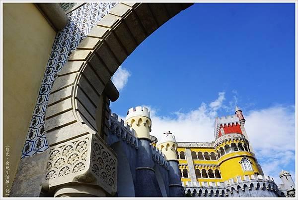 辛特拉-192-佩納宮Palacio Nacional de Pena.JPG