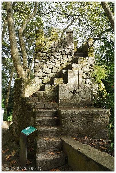 辛特拉-203-摩爾人城堡Castelo dos Mouros.JPG