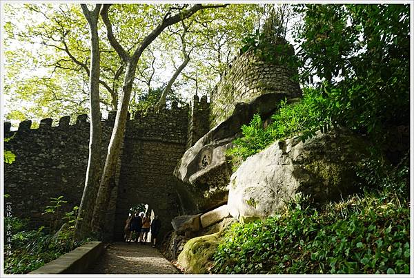 辛特拉-205-摩爾人城堡Castelo dos Mouros.JPG