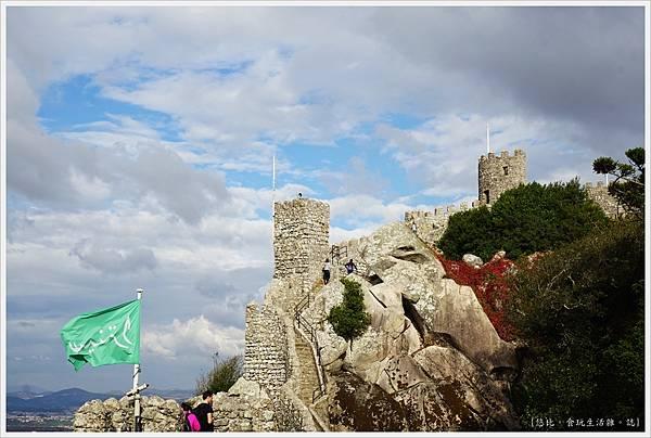 辛特拉-210-摩爾人城堡Castelo dos Mouros.JPG
