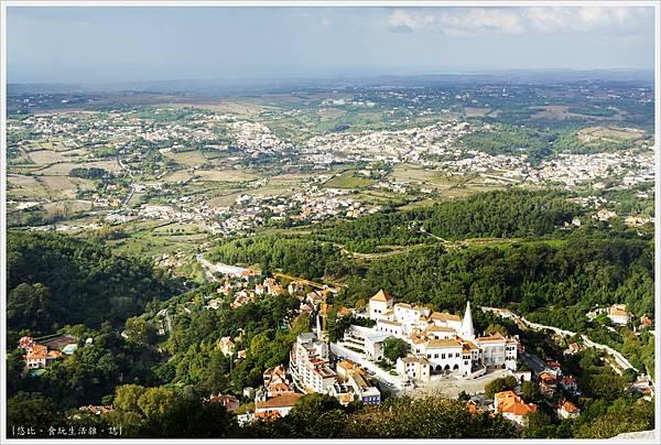 辛特拉-211-摩爾人城堡Castelo dos Mouros.JPG