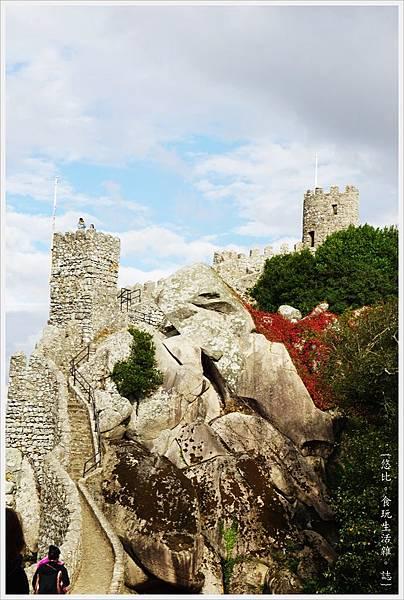 辛特拉-212-摩爾人城堡Castelo dos Mouros.JPG