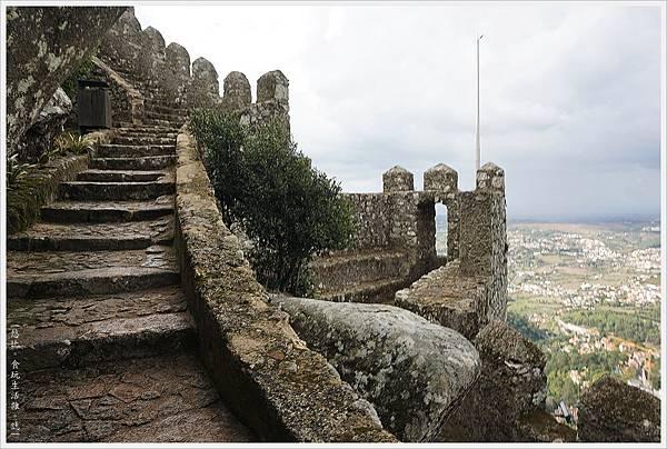 辛特拉-214-摩爾人城堡Castelo dos Mouros.JPG