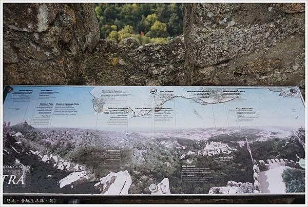 辛特拉-218-摩爾人城堡Castelo dos Mouros.JPG