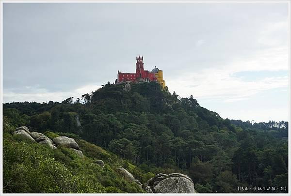 辛特拉-221-摩爾人城堡Castelo dos Mouros.JPG