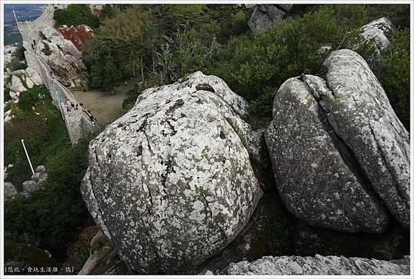 辛特拉-224-摩爾人城堡Castelo dos Mouros.JPG