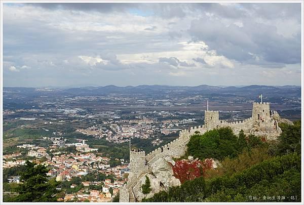 辛特拉-225-摩爾人城堡Castelo dos Mouros.JPG
