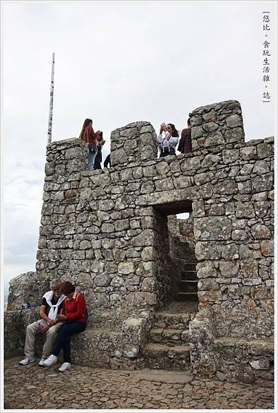 辛特拉-227-摩爾人城堡Castelo dos Mouros.JPG