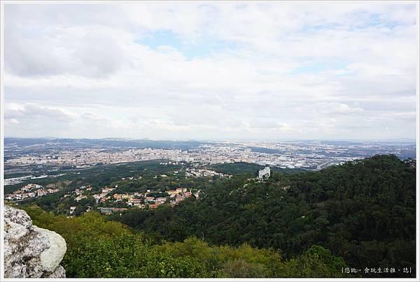 辛特拉-228-摩爾人城堡Castelo dos Mouros.JPG