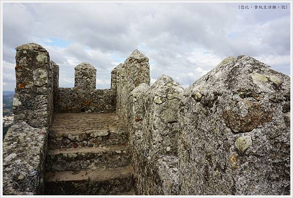 辛特拉-229-摩爾人城堡Castelo dos Mouros.JPG